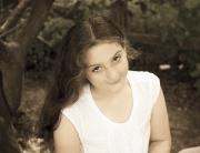 Saskia at Emmetts Garden 26/07/14