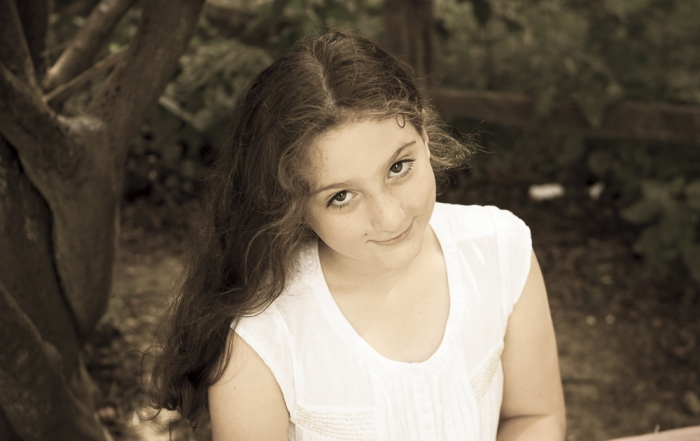 Saskia at Emmetts Garden 26/07/14